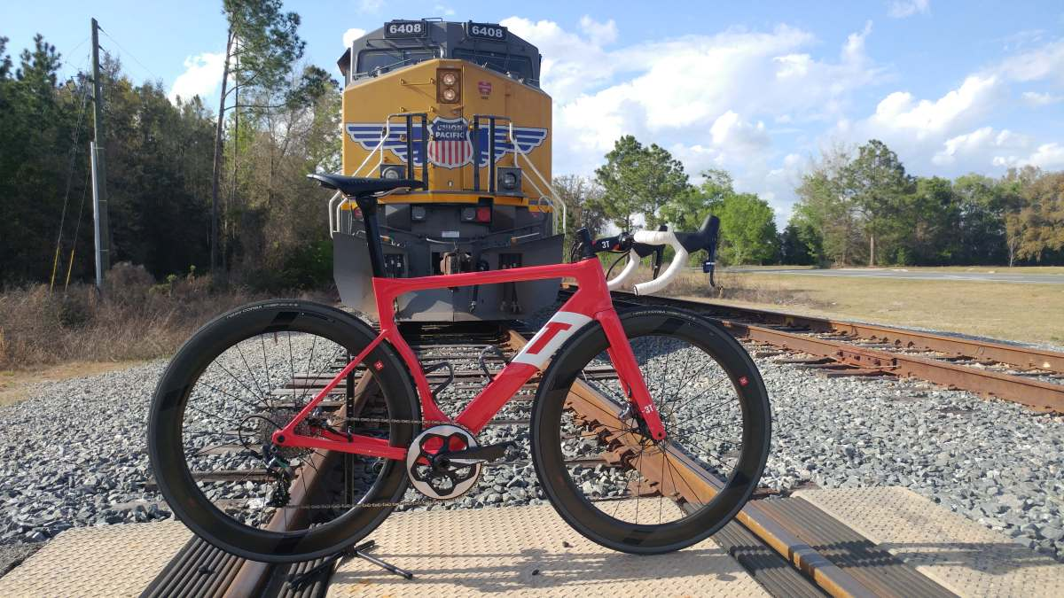 8f8ee9532cc Review: 3T Strada - The 1x / Single Chainring Road Bike - Bikerumor