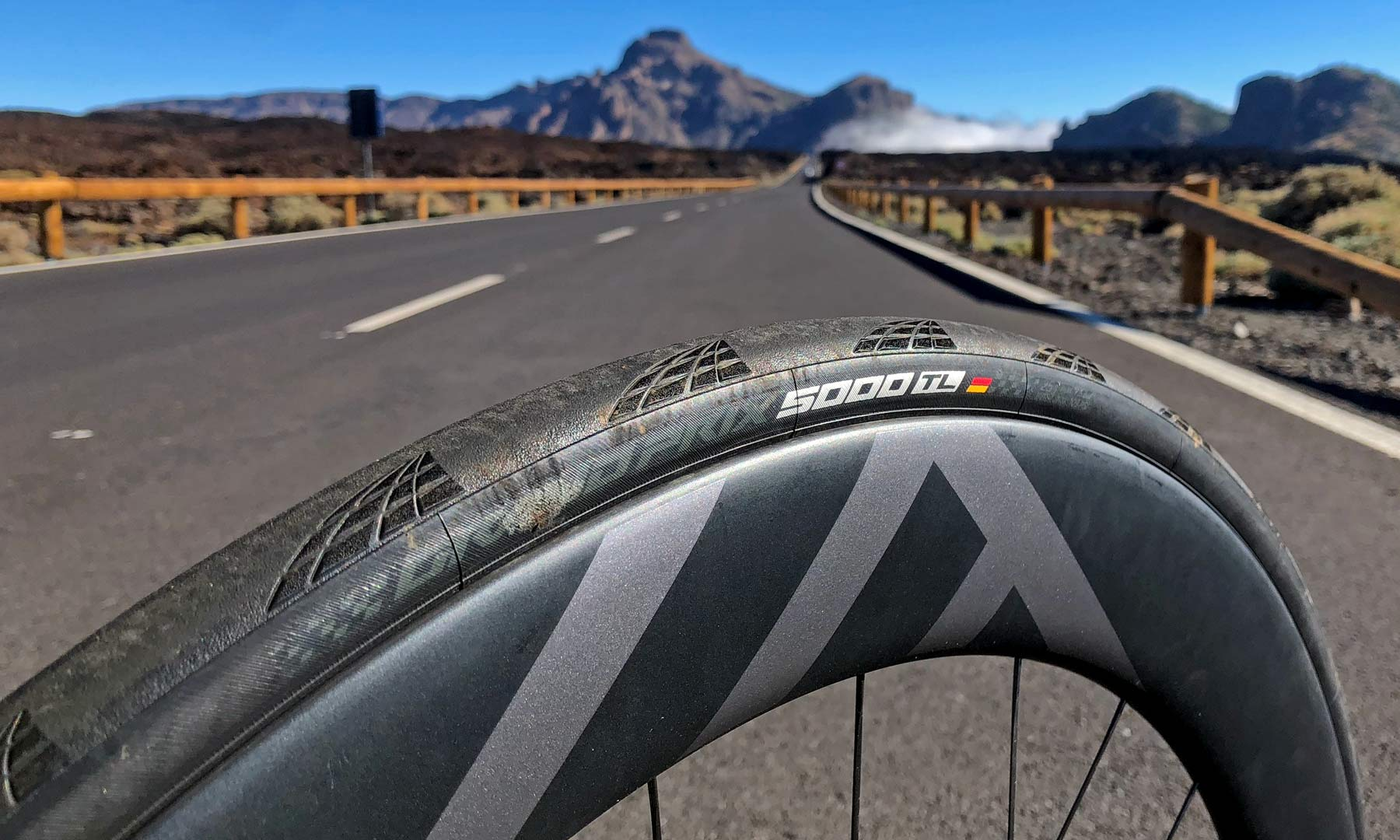 Continental GP 5000 TL goes tubeless, finally! New, modern