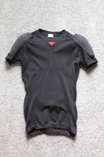 Dainese Trailknit Pro Armor Tee, front