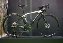 Dare GFX gravel gran fondo endurance road bike with adjustable rear dropouts and chainstay length