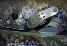 Lintaman Minimalist 2 ultralight flat sole carbon mesh cycling shoe with mid-sole cleat position option