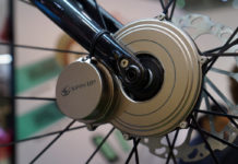SunUp Eco shows how to add a dynamo to any front hub to create power while you ride your bike