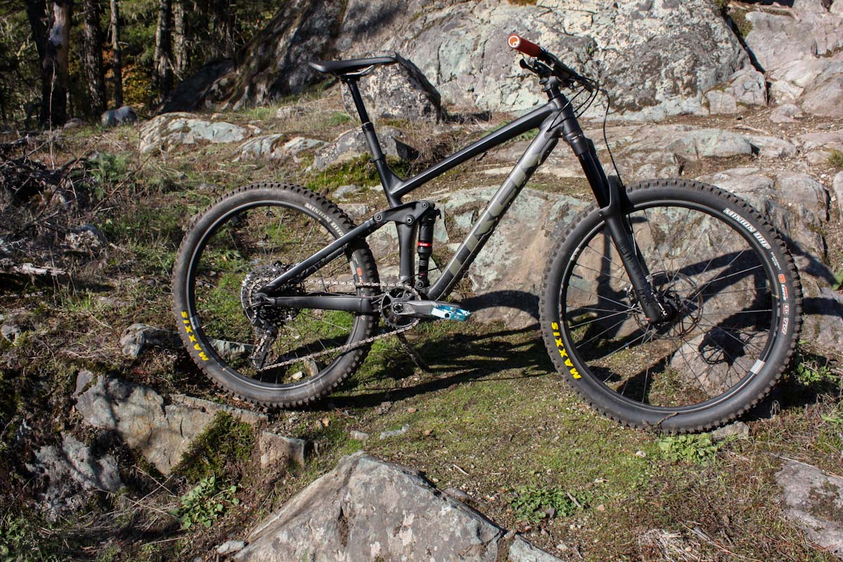 452b94c3b41 Review: The 2019 Trek Remedy 8 is a solid climber and supple ...