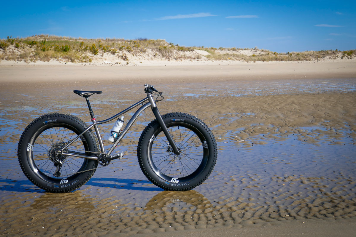Review: Big is the perfect descriptor for Why Cycles' Big Iron Fat Bike