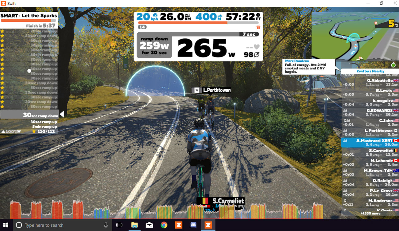 Train smarter importing adapted Xert Smart Workouts into Zwift's