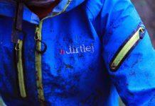 Dirtlej Core Edition Dirtsuit onesie mountain biking mud rain waterproof breathable durable one-piece ladies cut