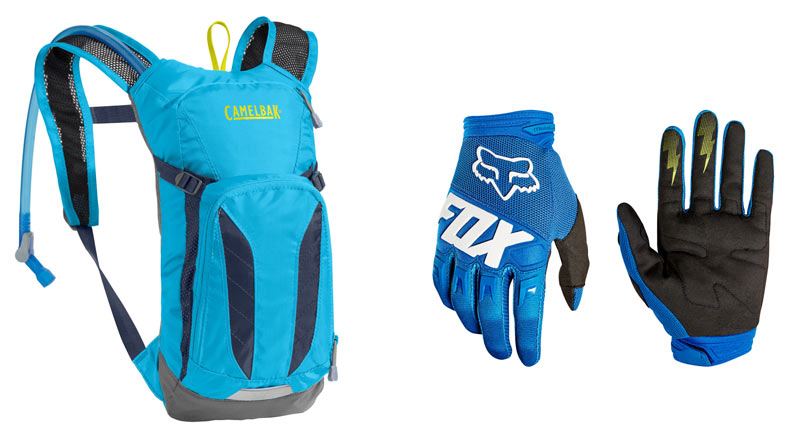 holiday gift ideas for youth cyclists and kids who mountain bike