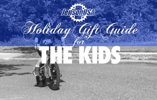 2018 holiday gift guide for kid cyclists and youth mountain bikers shows what to get the kids who like to ride bikes on the trails and with their parents