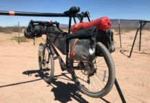 REI Co-op cycles adv 32 adventure touring bike review with tents and camping gear actual weights for a complete setup
