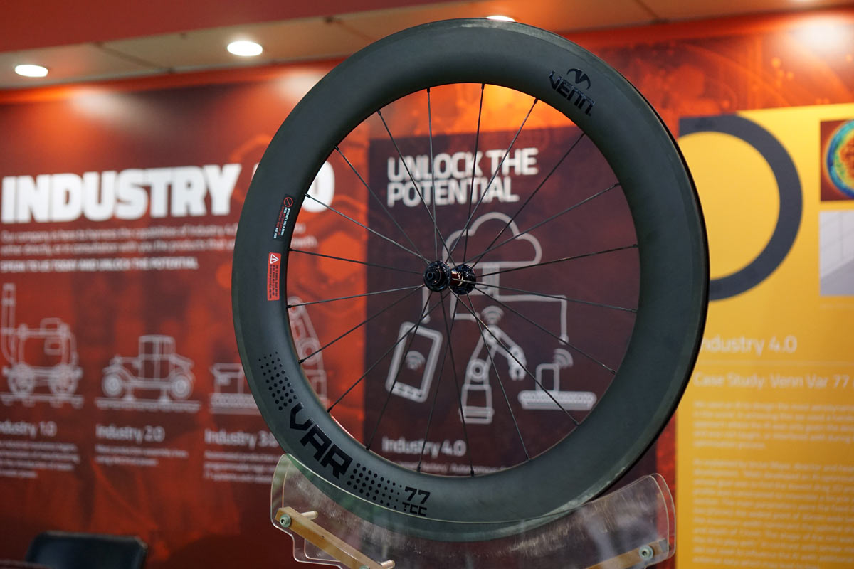 Velocite winds up first aero road bike rims developed by