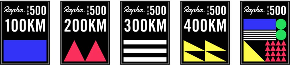 Rapha Festive 500, stay fit through the holidays, win gear!