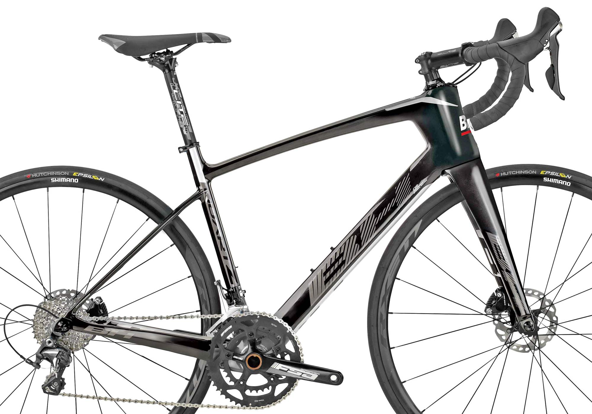 BH Quartz Aero Disc aero optimized endurance road bike