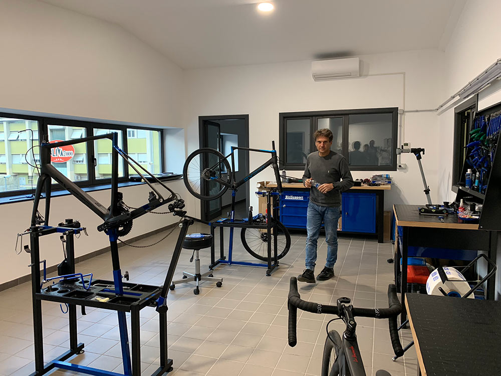 Exept bicycles headquarters tour and showroom