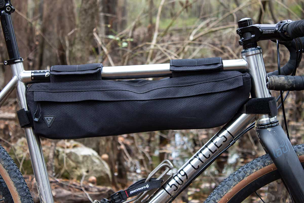 509 Cycles Necessary Evil Bag