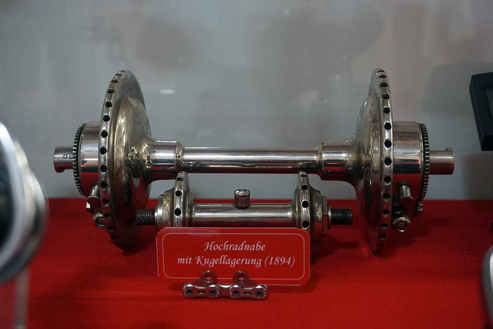 original Sachs internally geared hubs and front hubs and derailleurs and shifters