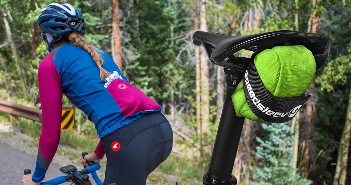 low profile windproof cycling gloves from Handske