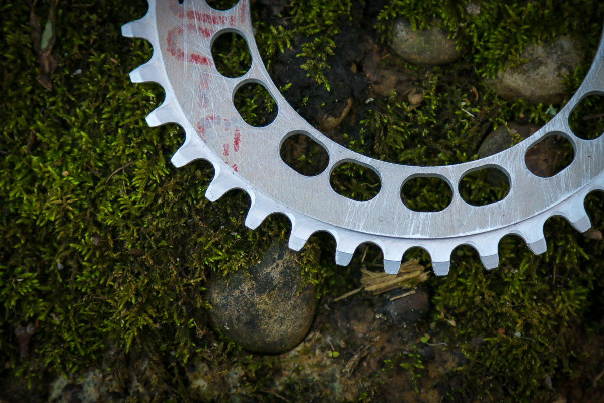 Review: Spreng Reng pedals smoother w/ improved asymmetric chainring design