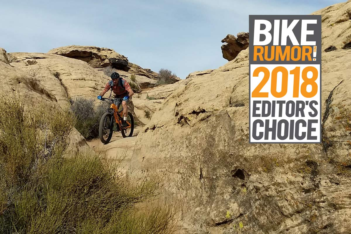 bikerumor 2018 editors choice awards for best bikes and products of the year - tyler benedicts selections