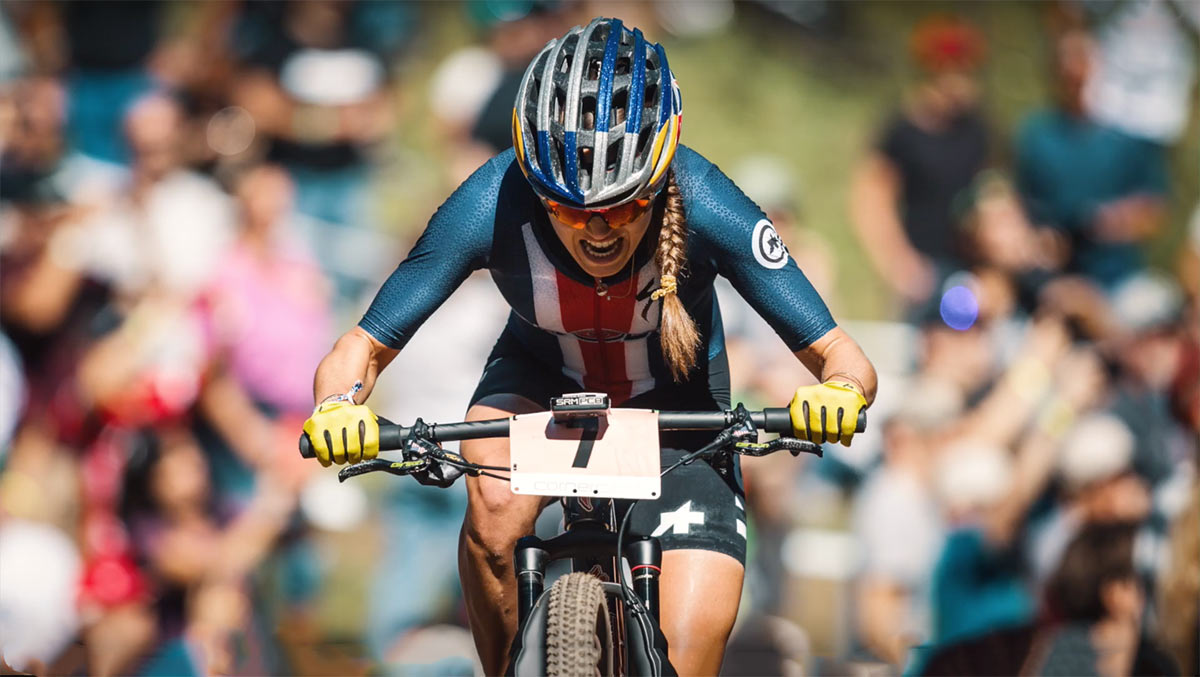 274ce33d2da Morning Motivation: Kate Courtney x Specialized farewell video makes us  wanna ride
