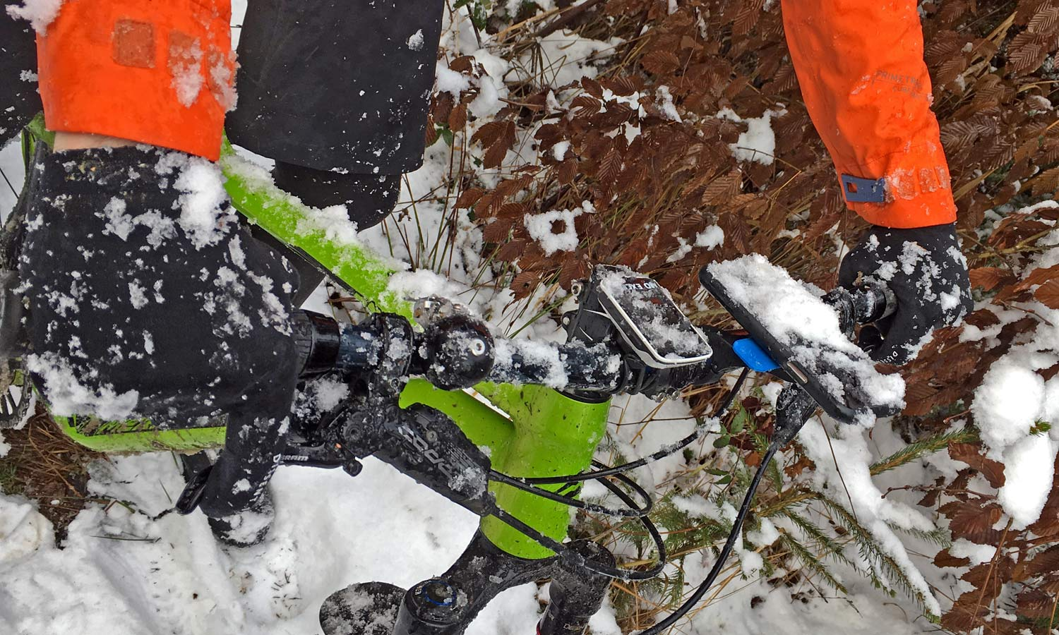 Dissent 133 Ultimate Glove Cycling Pack for cold and/or wet winter riding