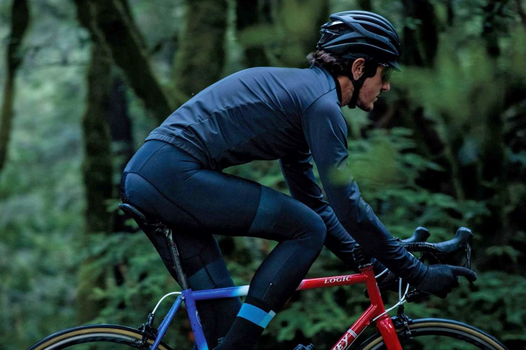 Ornot Magic Shell Jacket waterproof cycling jacket with Polartec NeoShell stretchy breathable lightweight packable
