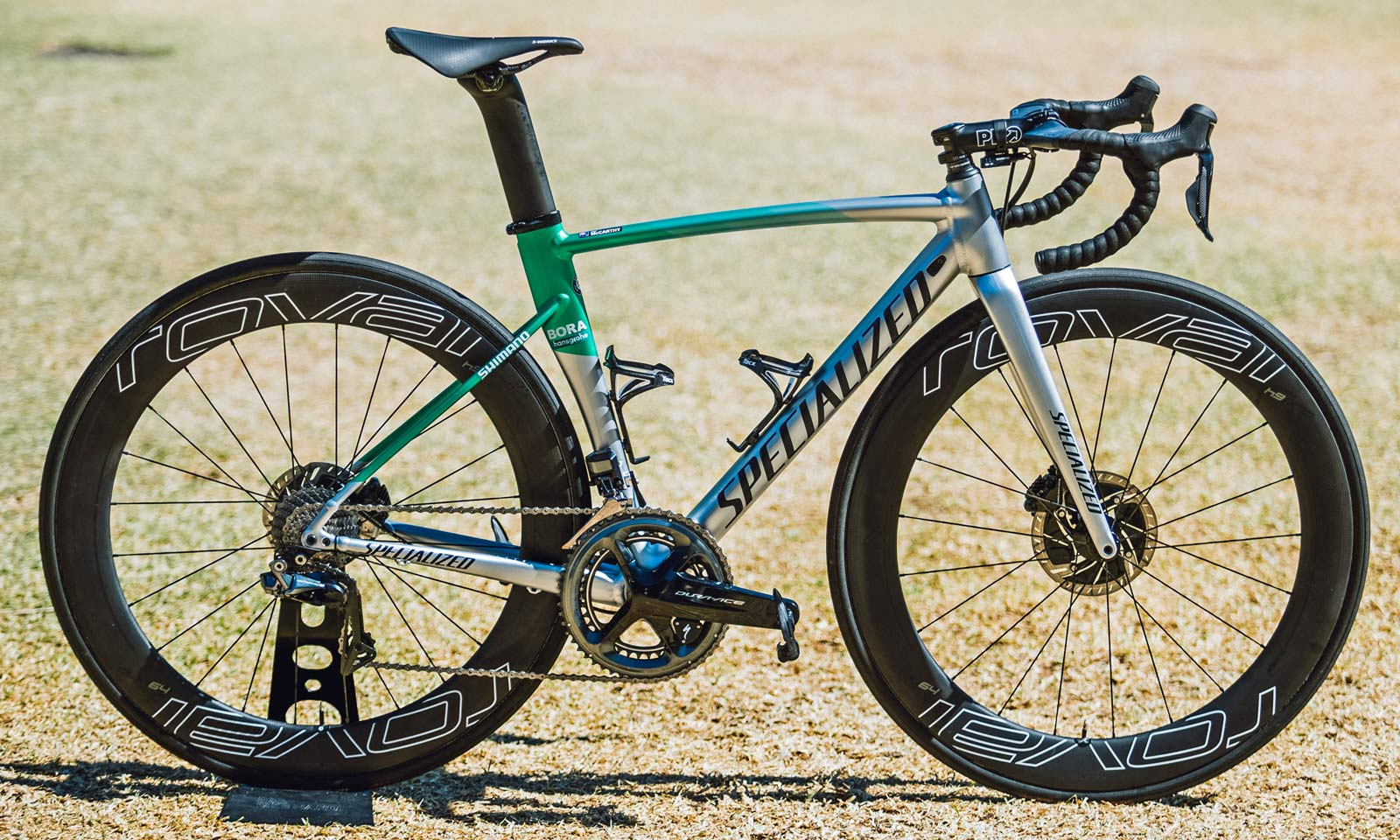 Specialized Allez Sprint Disc, alloy road race bike fit for a pro