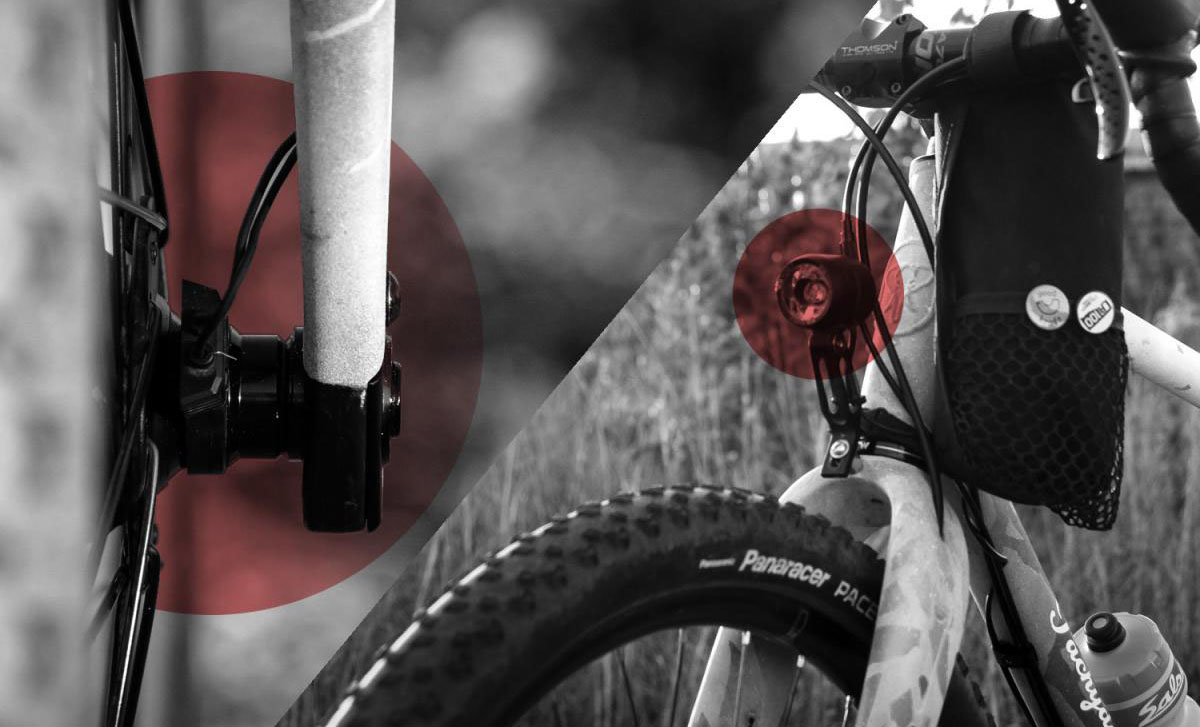 Rodeo Labs 2019 Spork carbon fork dynamo integration