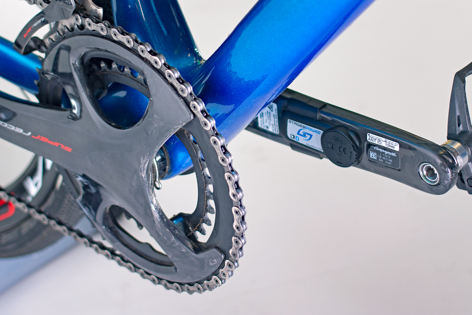 Stages Power LCampagnolo 12-speed crank arms