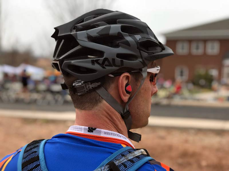 axumgear sprint wireless earbud review for cyclists runners and crossfit athletes