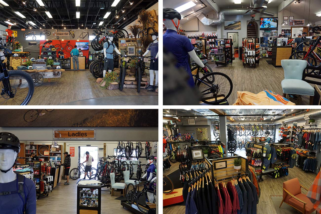RedRock Bicycle Co is the best bike shop in st george utah for mountain bike rentals retul bike fits and specialized road gravel and mountain bikes