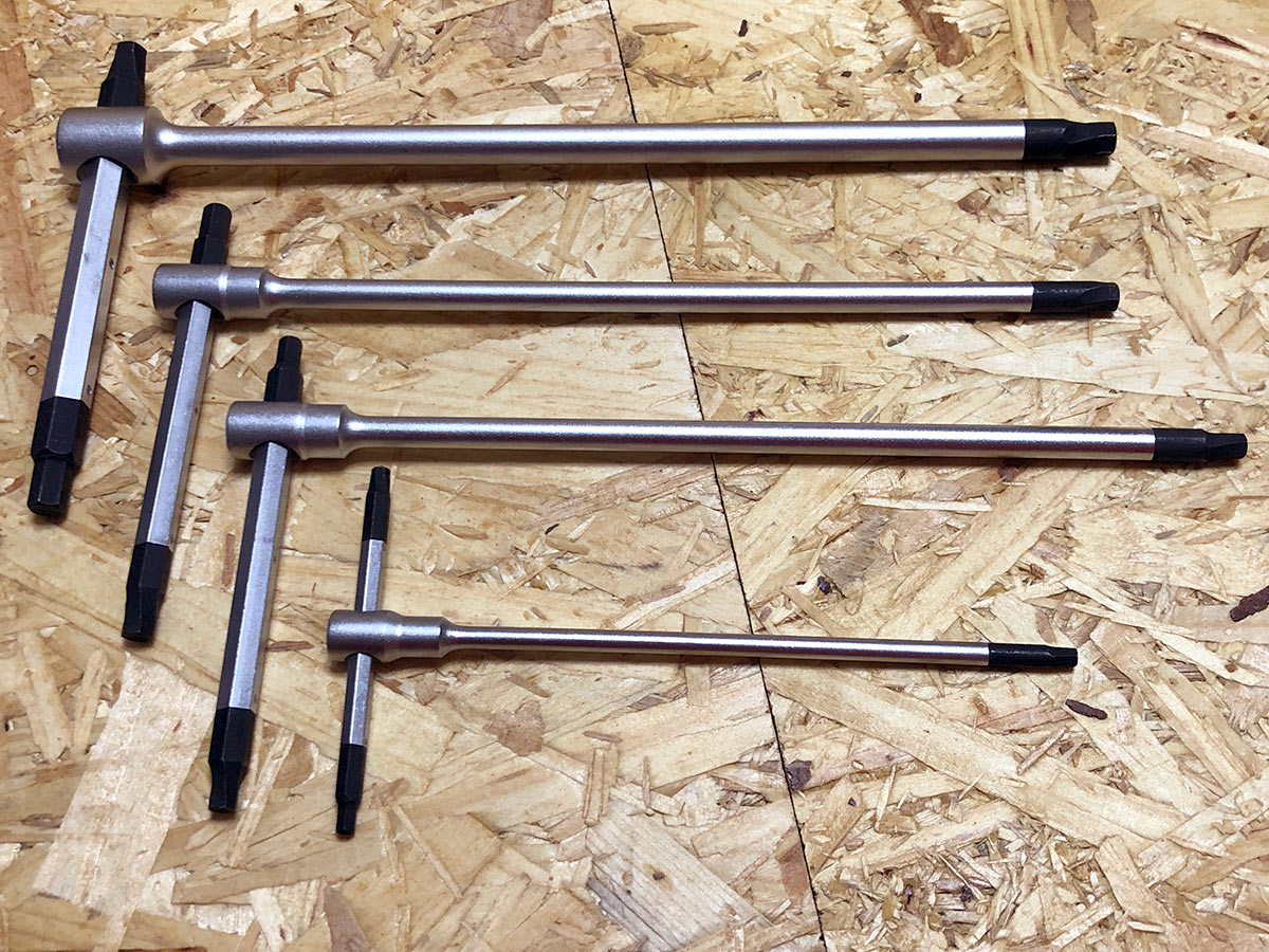 Clever Standard Extractor Tool Makes Quick Work Of Stripped Hex Bolts Bikerumor