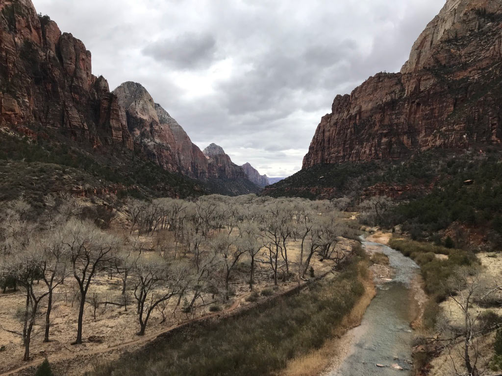 how to plan a day trip to zion national park in southern utah