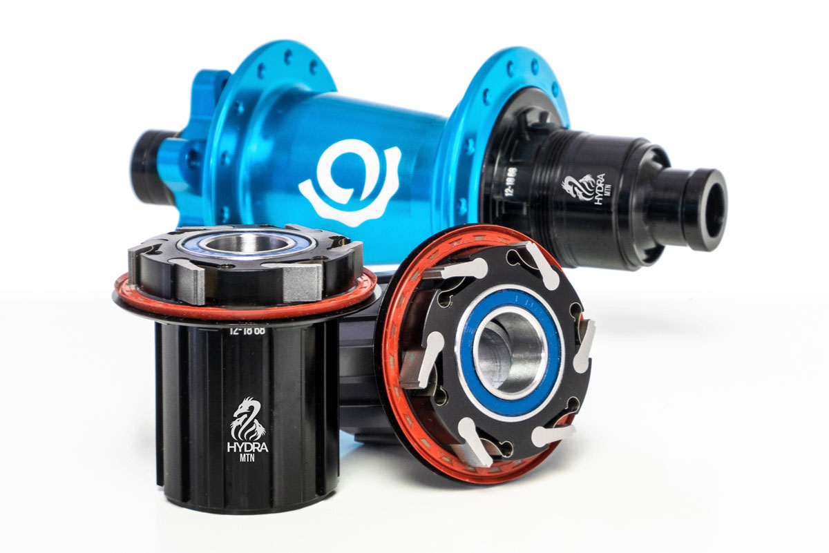 Industry Nine Hydra hubs offer mythical performance w/ 690 points of engagement