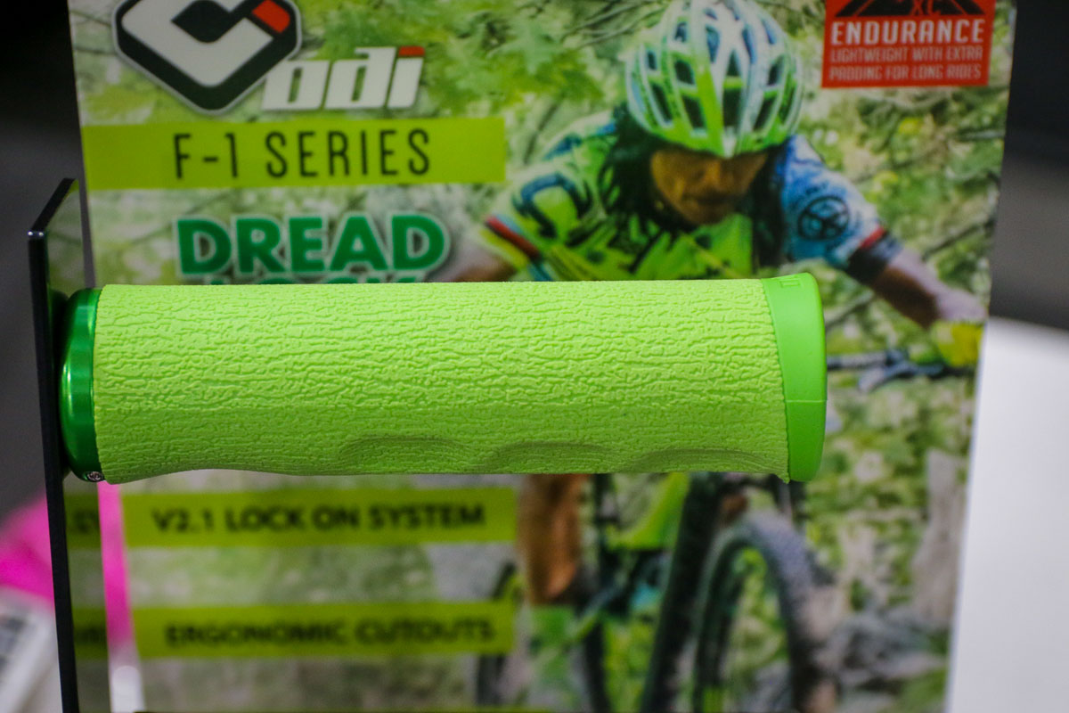 Grab your bike by the dreads with new Tinker Juarez signature ODI Lock on grips