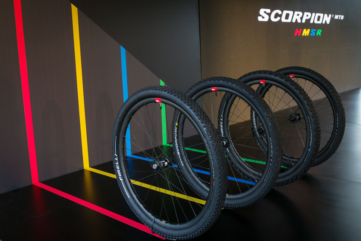 Pirelli Scorpion MTB tires strike with advanced compounds, logical