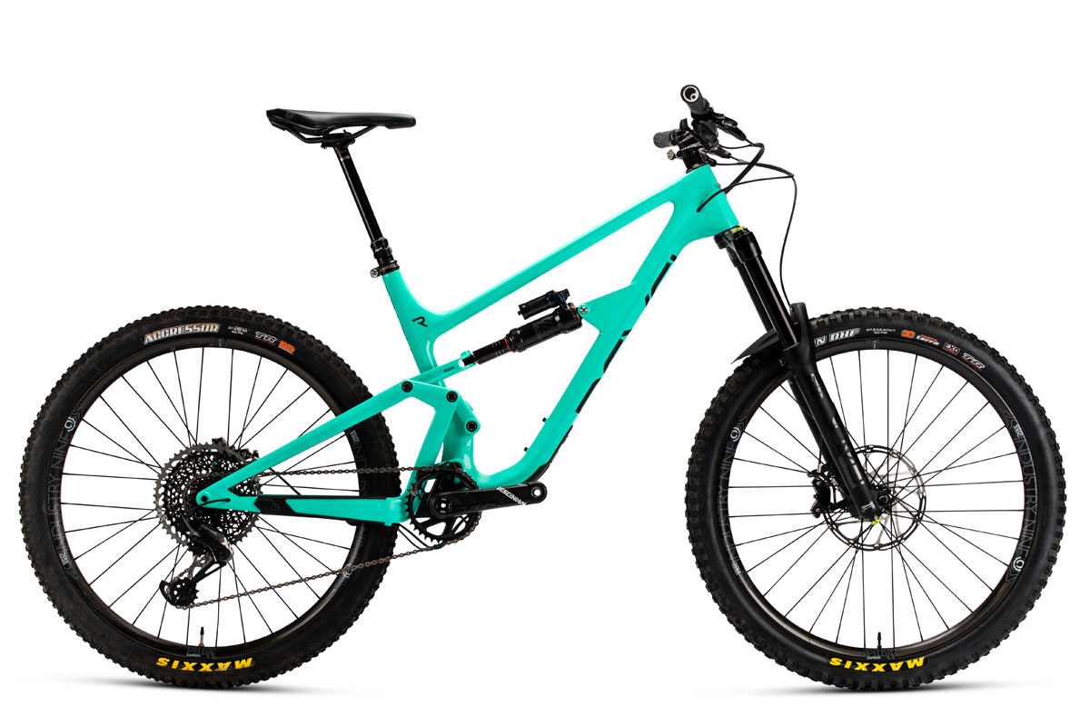 Revel Bikes launch w/ Canfield Brothers' suspension & all new carbon fiber frames