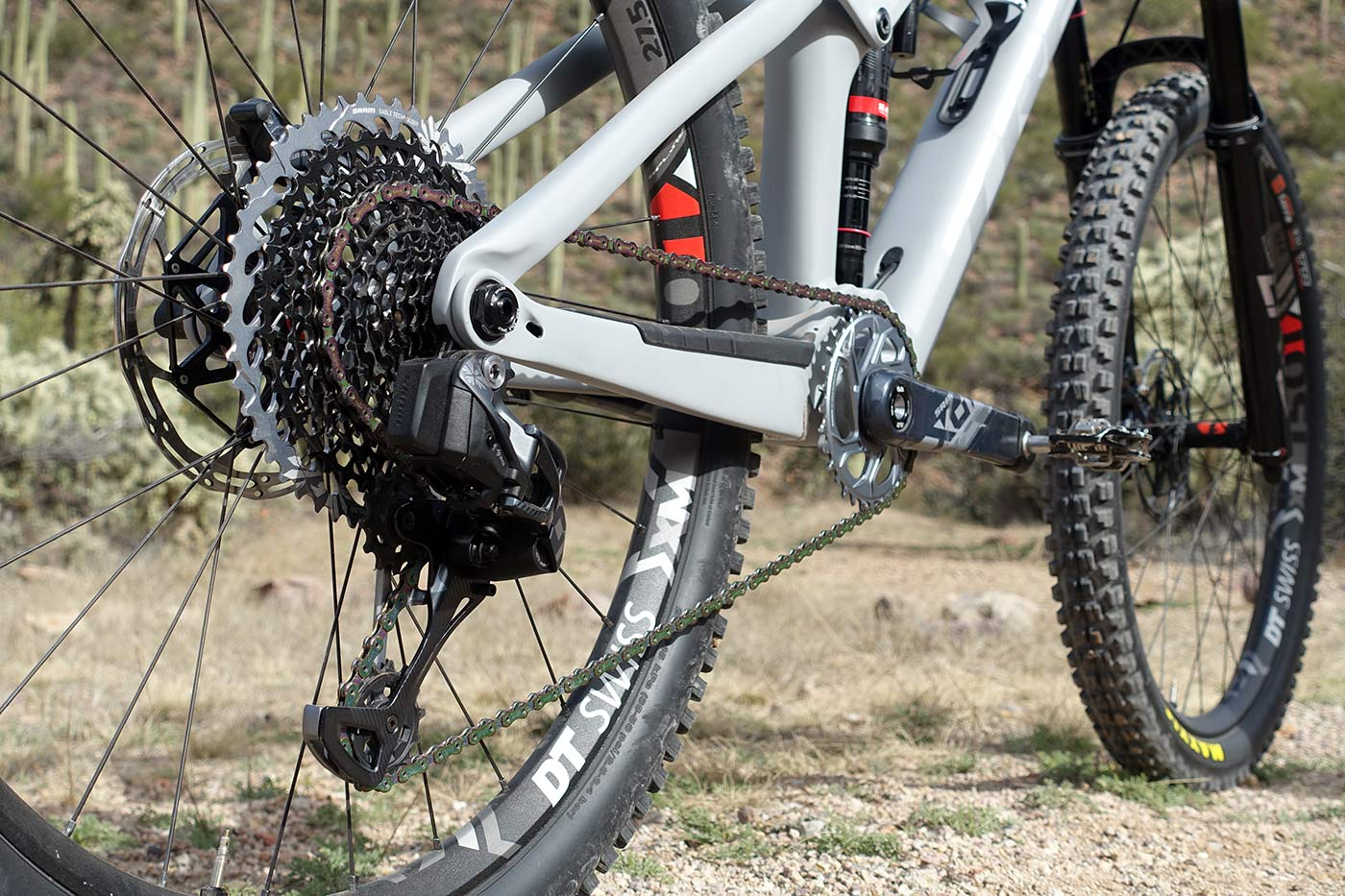 QnA VBage SRAM Eagle AXS wireless mountain bike group – Complete technical overview