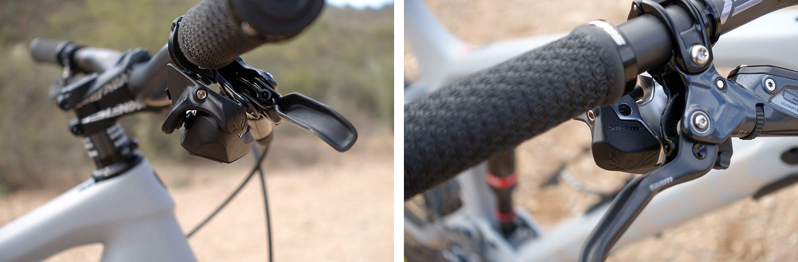 can i customize the shifters on sram eagle etap axs mountain bike components