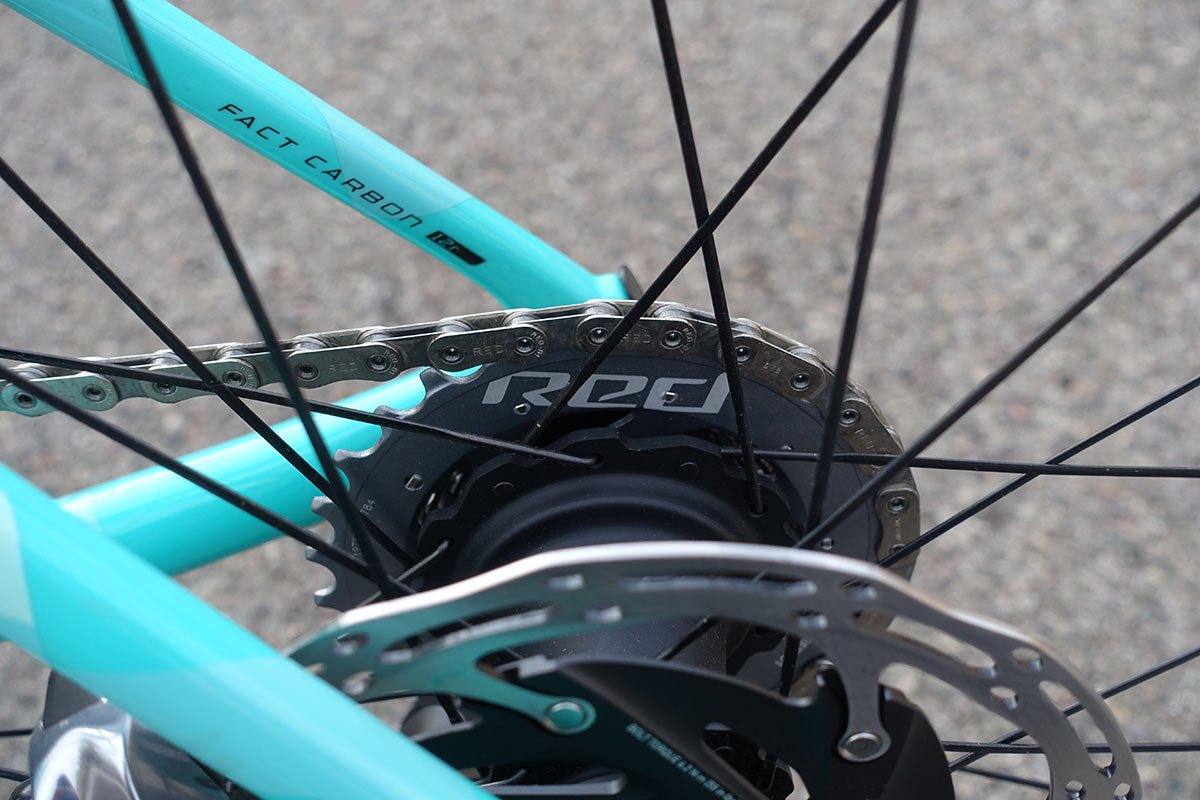 whats new or different about the 2019 SRAM eTap 12 speed road bike group