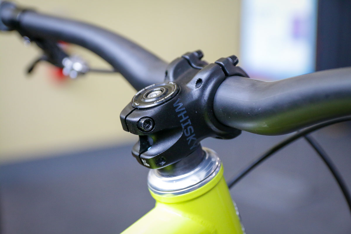 Whisky wants to help you get fancy with three new carbon forks for Road & CX