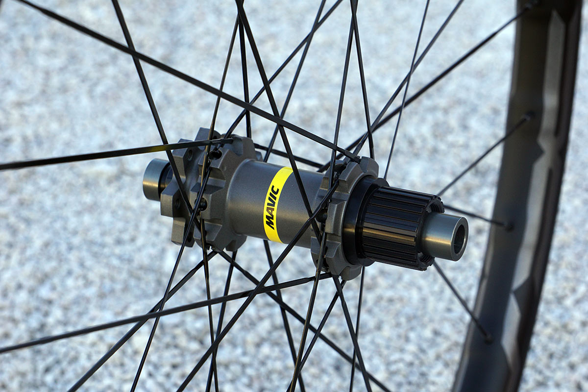 mavic hubs with shimano microspline freehub bodies are coming in 2019