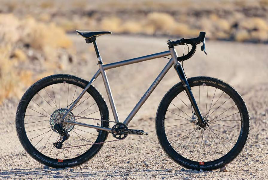 mix and match SRAM eTap AXS components to create a bike with road and mountain bike shifters and derailleurs