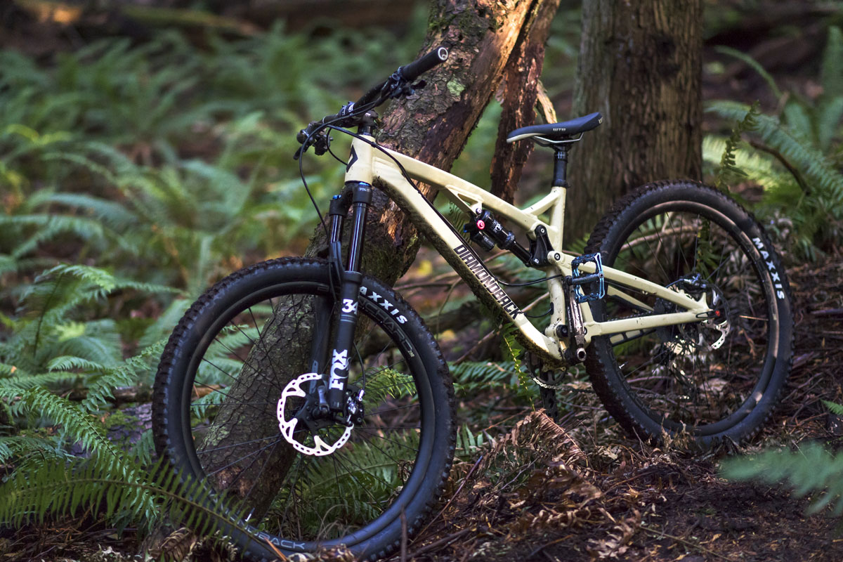 "Types Of Bicycles >> Diamondback Release 29"" version of their Level Link full ..."