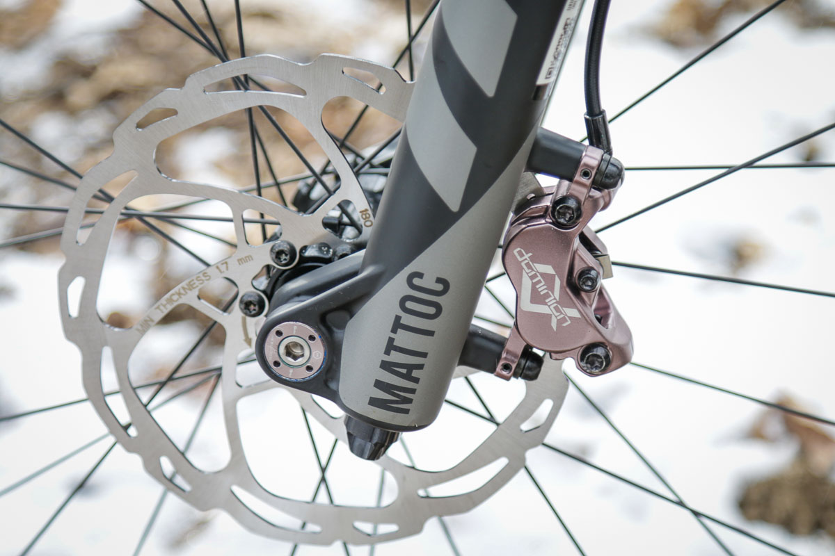 Review: Dominion A4 feels like completely new chapter in Hayes disc brakes