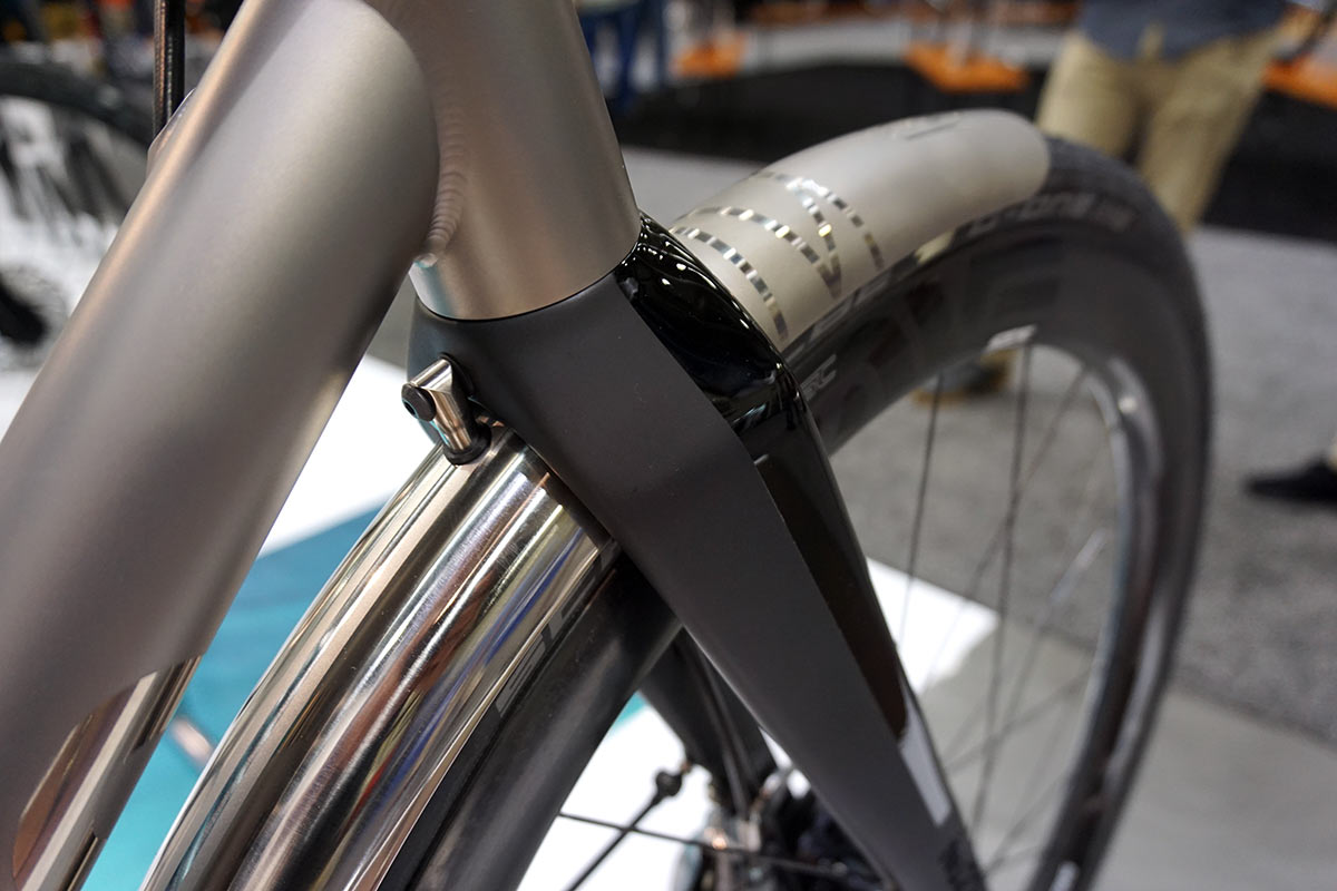 No22 Divide X gravel bike with race geometry