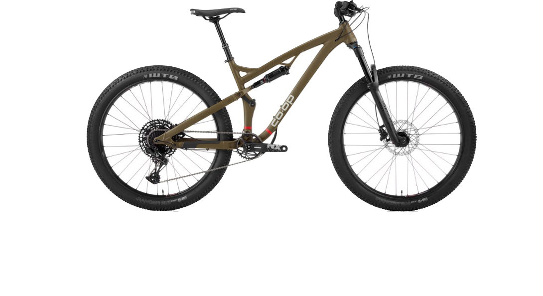 09777e3f128 REI flexes full suspension MTBs, adds Bontrager & more Cannondale to stores