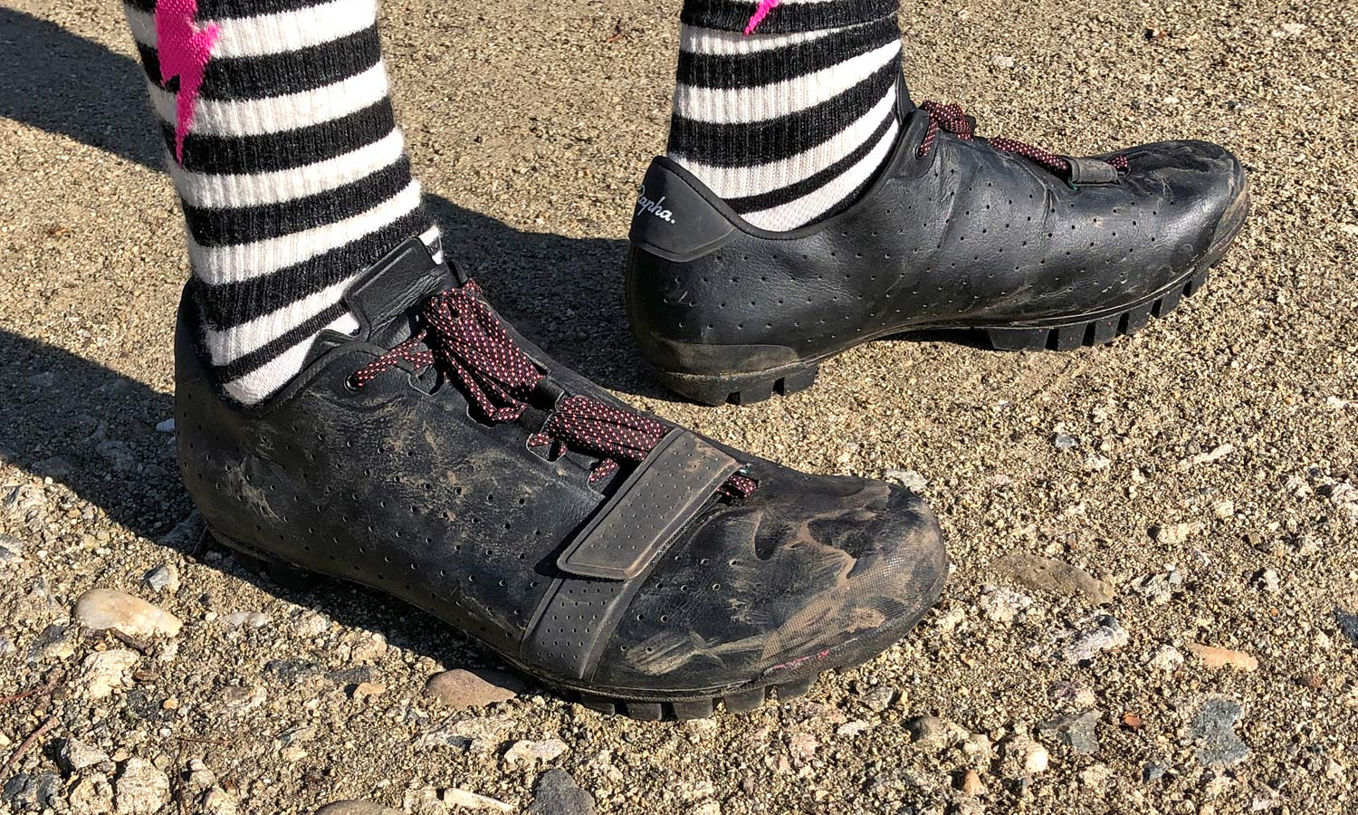 Rapha Explore gravel bike shoes & Classic road bike shoes were developed in-house by Rapha, road & off-road riding