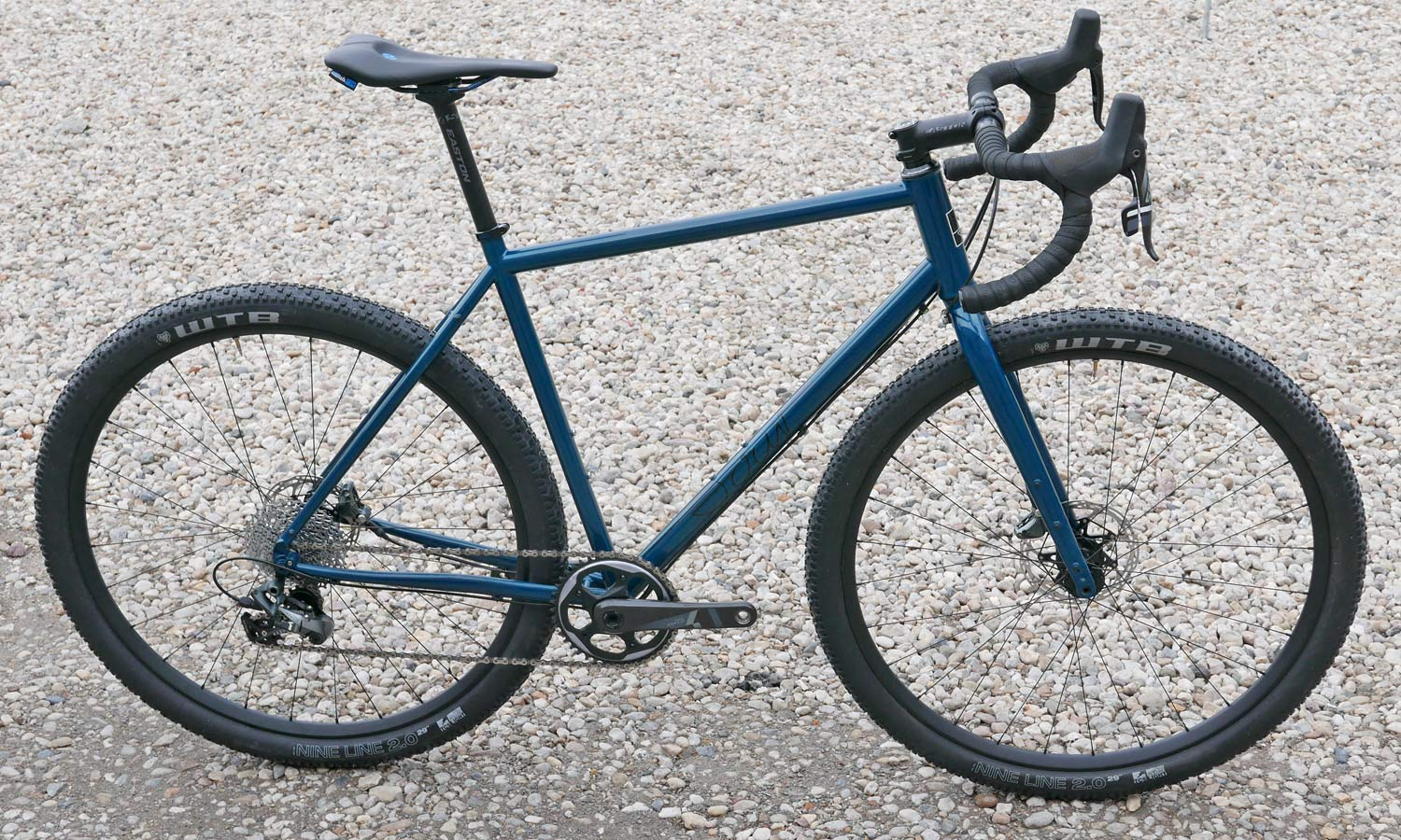 Sour Bicycles solid, affordable production steel off-road bikes Purple Haze