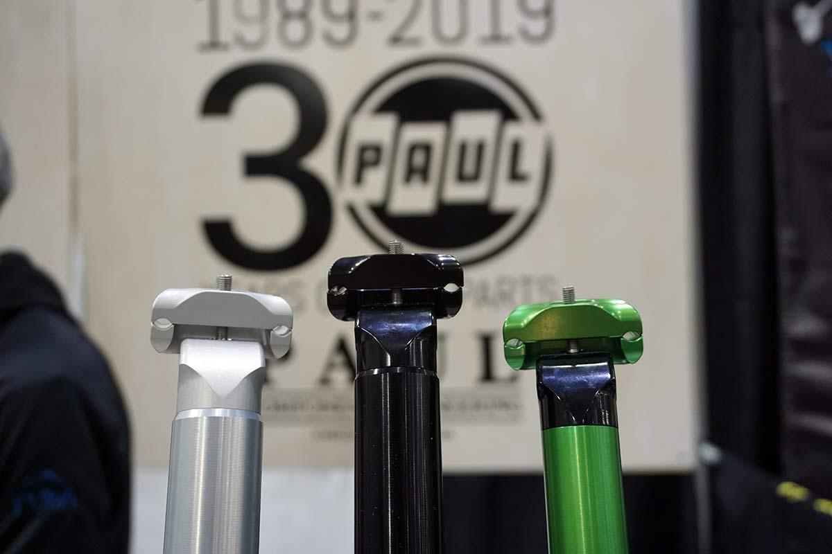 Paul Component goes green to celebrate 30 years, plus new