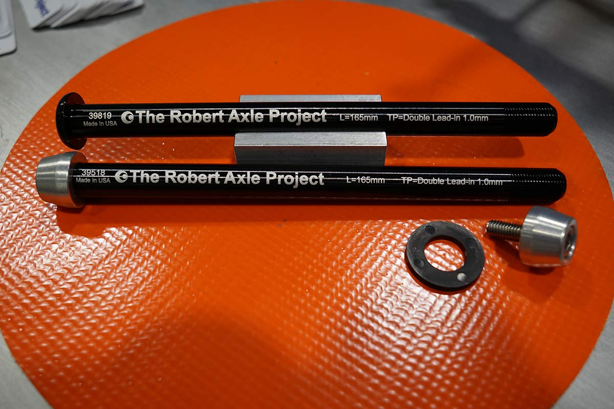 robert axle project replacement thru axles for mavic speed release and cervelo rat axles